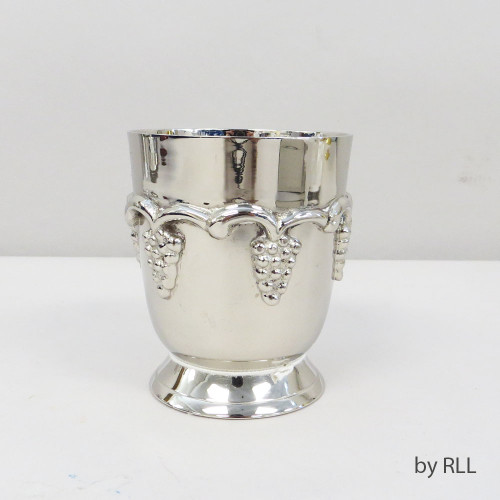 Silverplated Kiddush Cup