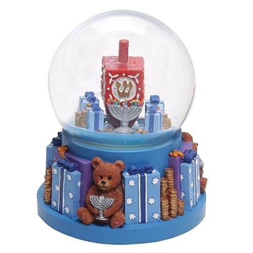 Dreidle Water Globe