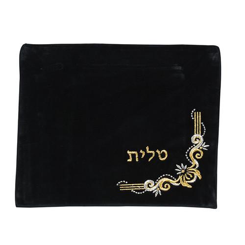 Black color Tallis Bag 1