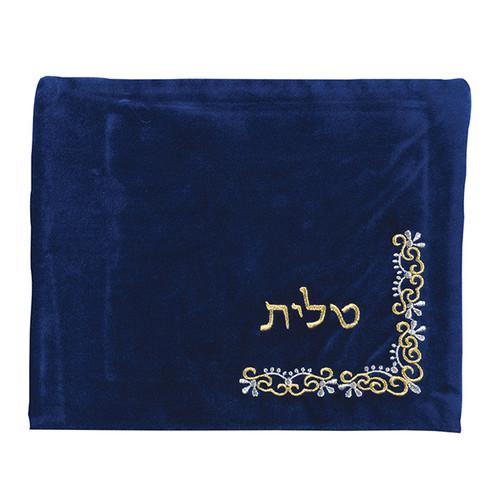Blue color Tallis Bag