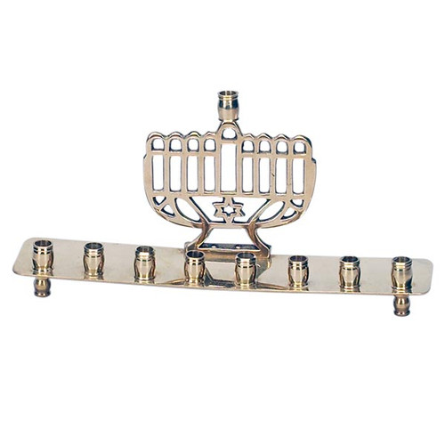 Brass Menorah Menorah Design