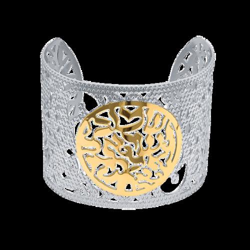 Mikaella Shema Cuff Bracelet
