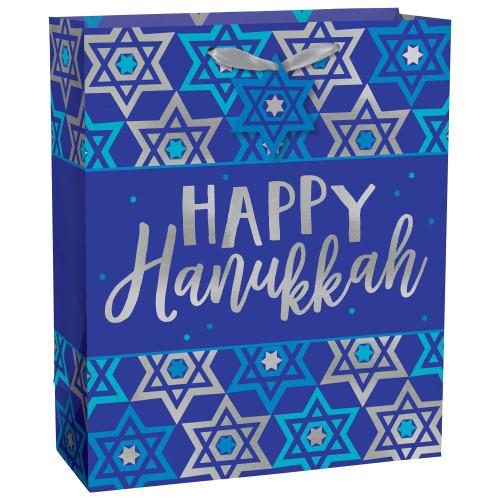 Happy Hanukkah Large Gift Bag