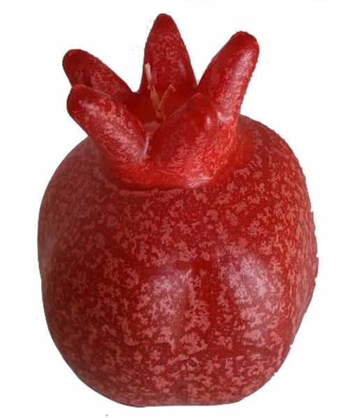 Havdallah Candle Rimon - Pomegranate Shape