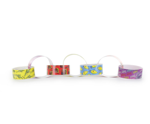 Sukkot Paper Chains, Printed and Water Resistant