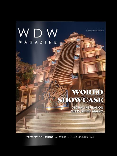 Issue 89 - World Showcase