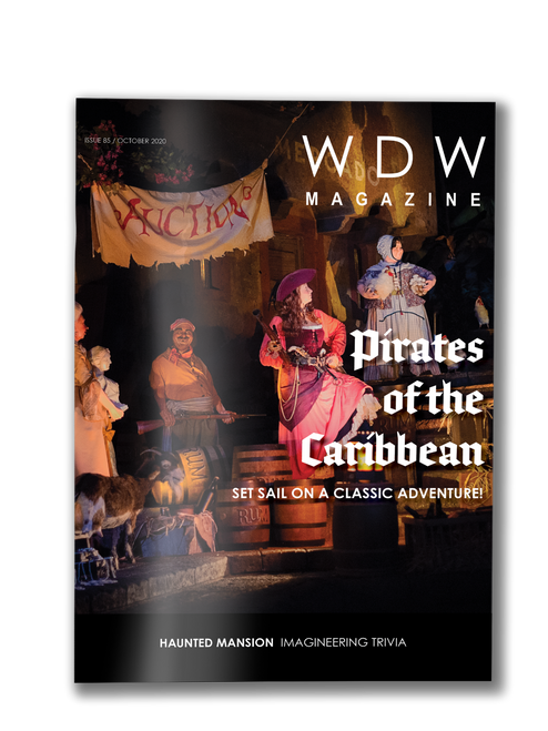 Issue 85 - Pirates of the Caribbean