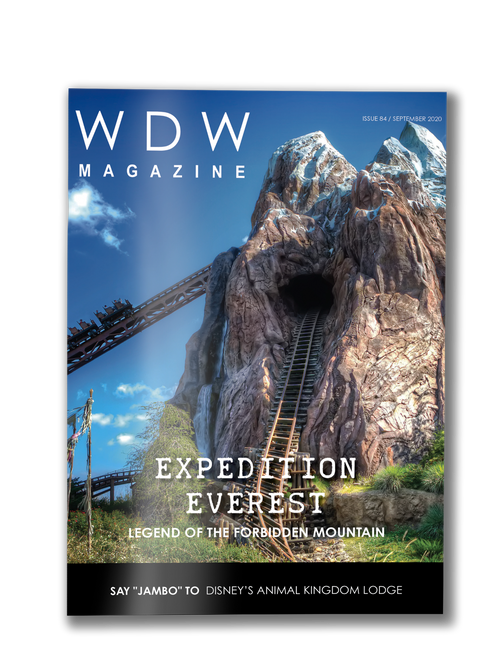 Issue 84 - Expedition Everest