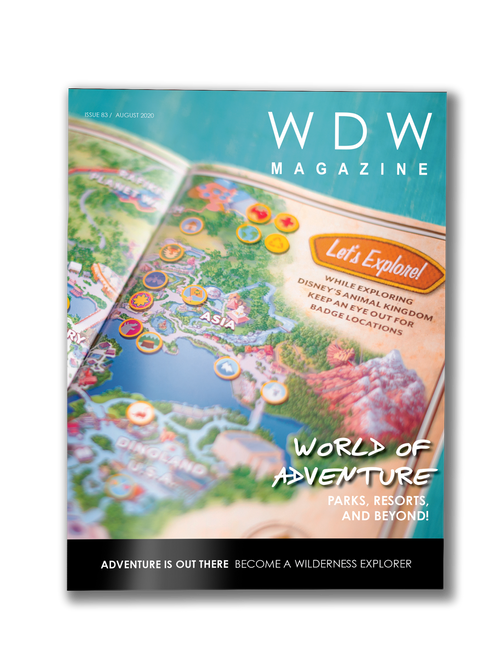Issue 83 - World of Adventure