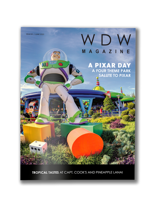 Issue 81 - A Pixar Day
