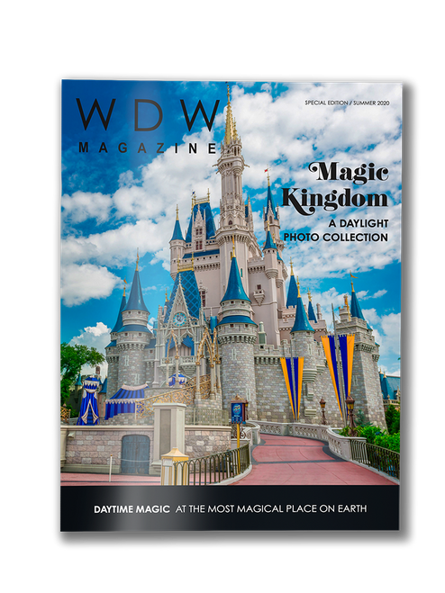 The Magic Kingdom Day & Night Photo Collection