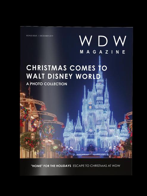 BONUS ISSUE - Christmas Comes to Walt Disney World
