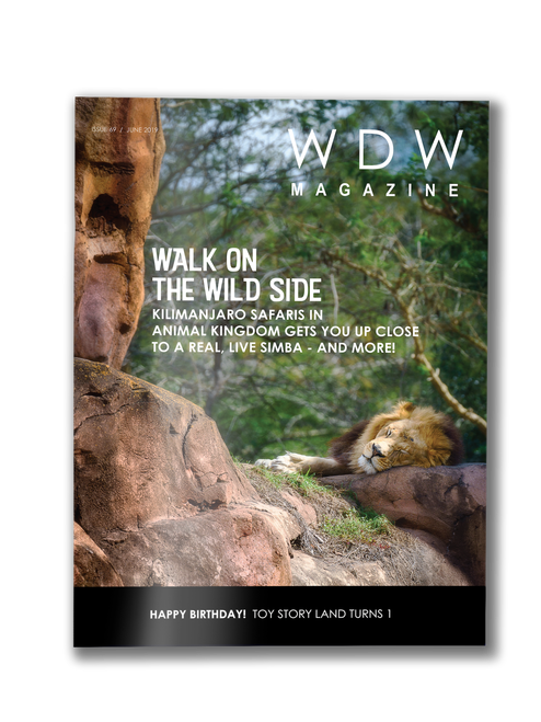 Issue 69 - Take a Walk on the Wild Side