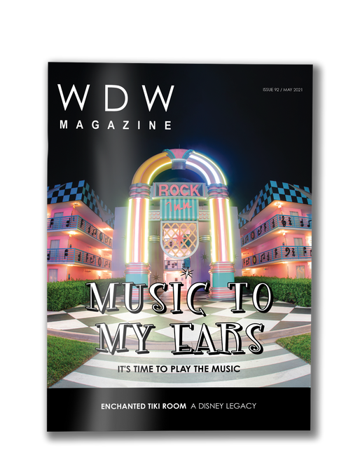 Issue 92 - Music to My Ears