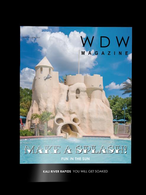 Issue 93 - Make a Splash