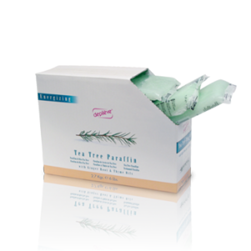 Depilève has developed the paraffin therapy as a deep moisturizing, skin conditioning treatment, easy to apply and delightful for your clients to receive.