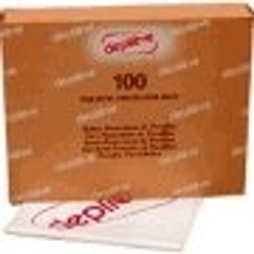 DISPOSABLE LINERS: Use these plastic liners to avoid contact of paraffin with mittens or booties and to properly dispose of paraffin after each treatment. 100 per box.