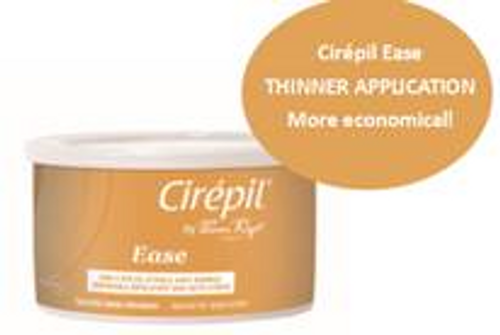 Cirepil Ease Wax is a 100% natural wax that conforms to the popular strip method of waxing but without the stickiness of most waxes.