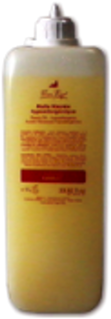 """Pearlescent """"Pearly"""" Pre & Post Dep/Massage Oil 1 Liter.  This is one item that is both a Pre & a Post Depilatory Massage Oil."""