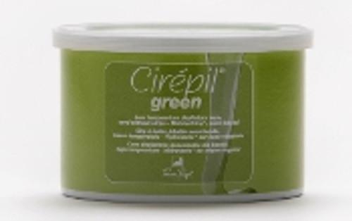 Transparent Soft Gel Texture (Strip Less Wax) in a 400 g Tin.