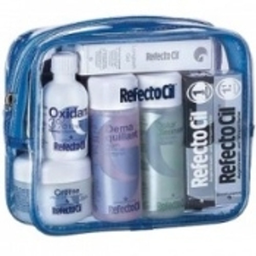 REFECTOCIL Starter Kit contains everything needed to offer brow tint treatments.