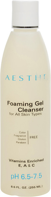 Foaming Gel Cleanser 8.6 oz.
