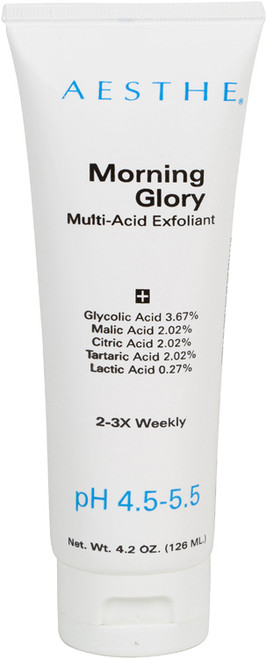 Morning Glory Cleanser/Exfoliant 4.2 oz.