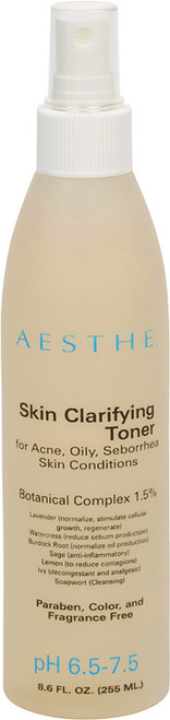 Skin Clarifying Toner 8.6 oz.