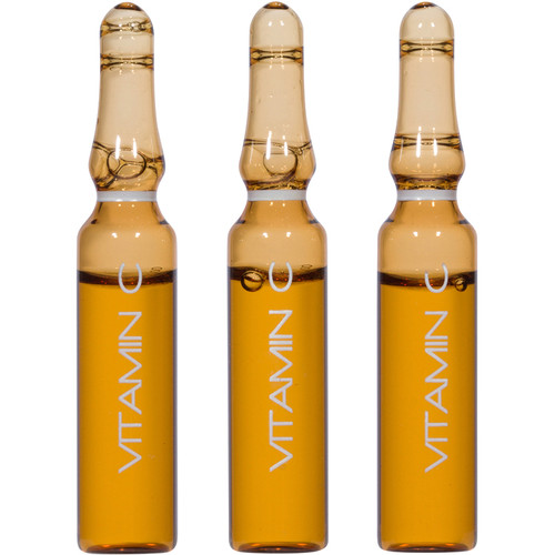 3-Pack Vitamin C Ampuls 2 ml/.7 fl. oz.