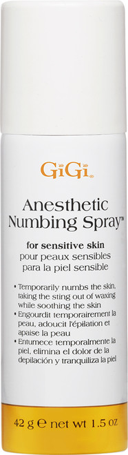 Gigi Anesthetics Numbing Spray 1.5 oz.