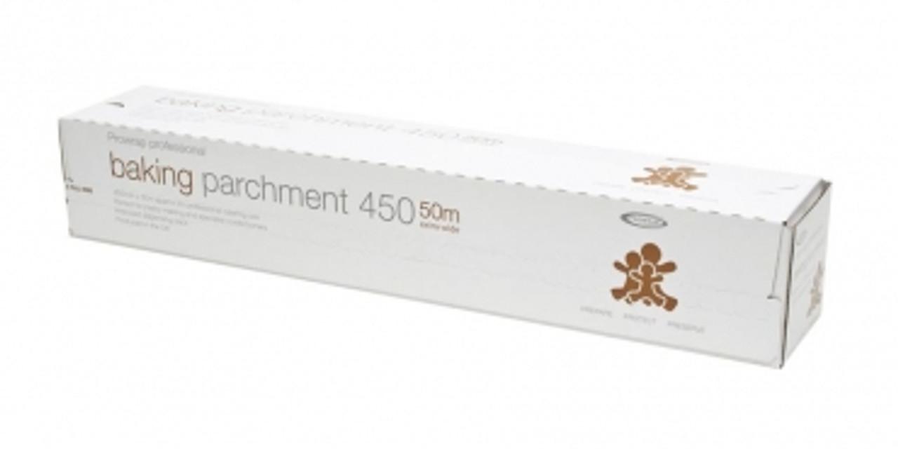 Baking Parchment Paper 450x50 Pack Size Single