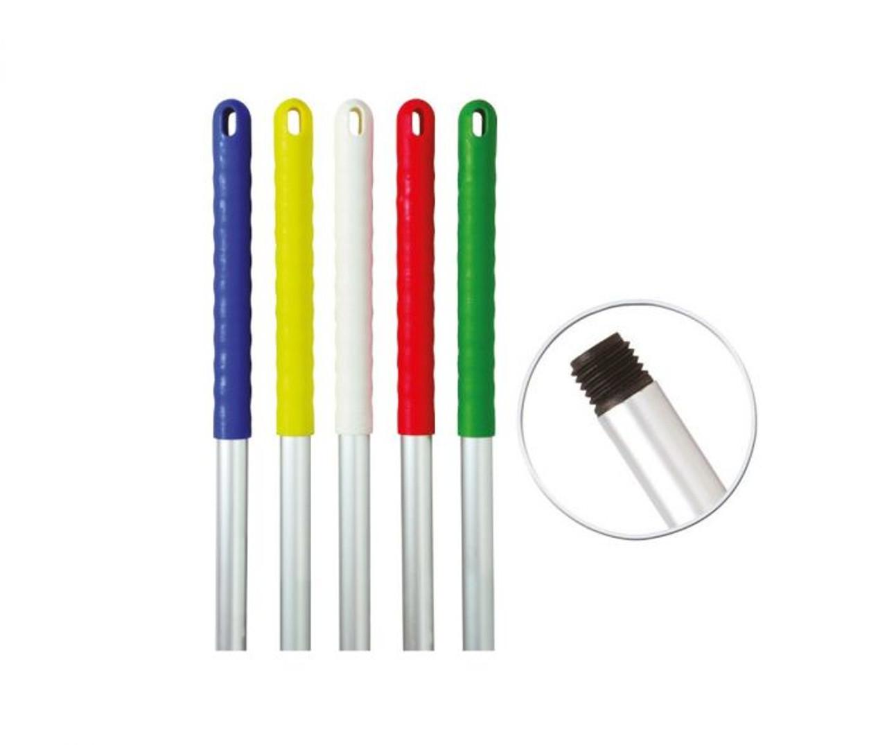 Hygiene Alluminium Handle 137cm Single