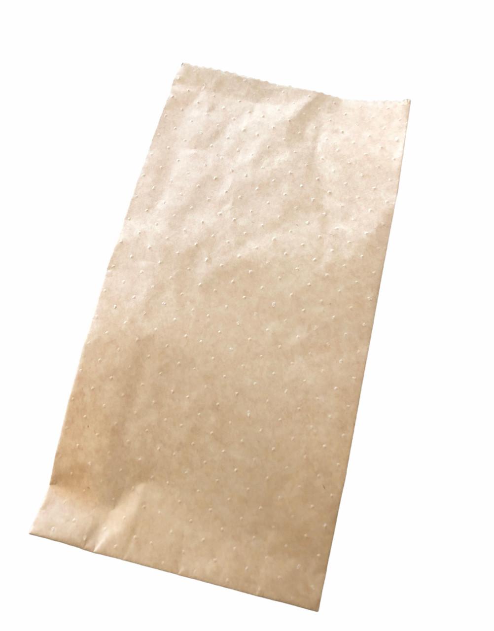 Hot & Crispy Perforated Paper Bag Tan 500s