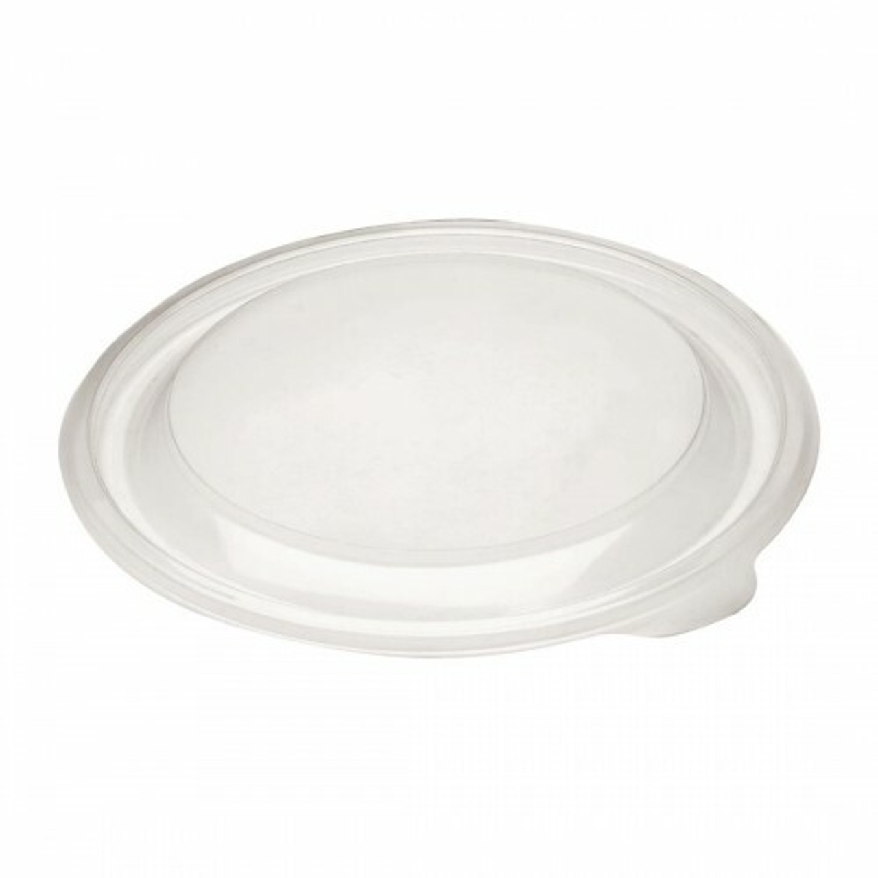 Sabert 250ml Microwavable Clear Lid Round PP  Pack Size 500