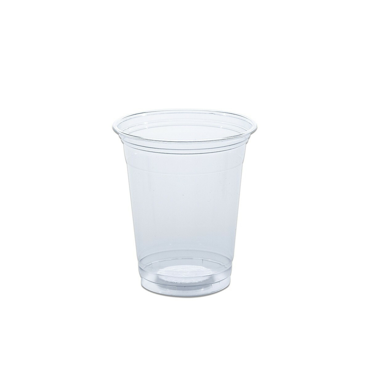 Smoothie Clear Cup 12oz with Dome Lids Pack Size 500