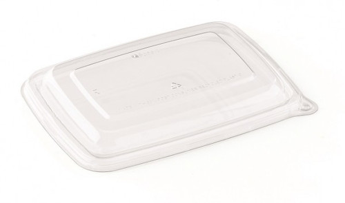 Sabert Rectangular Microwavable Lid for 950ml Pack Size 300