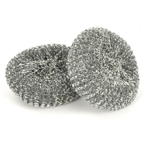 Galvonised Scourers Large Pack Size 10