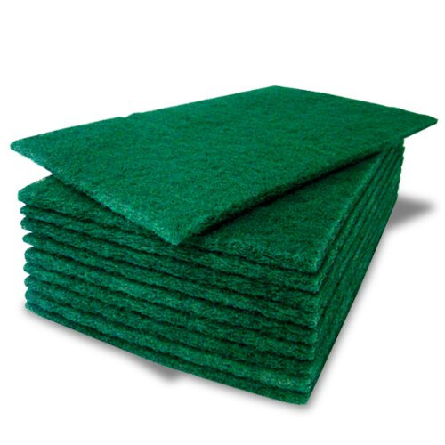 Green Scourers Large Pack Size 10