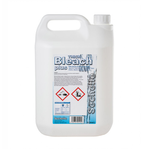 Thick Bleach Sechelle 5lt Pack Size 1
