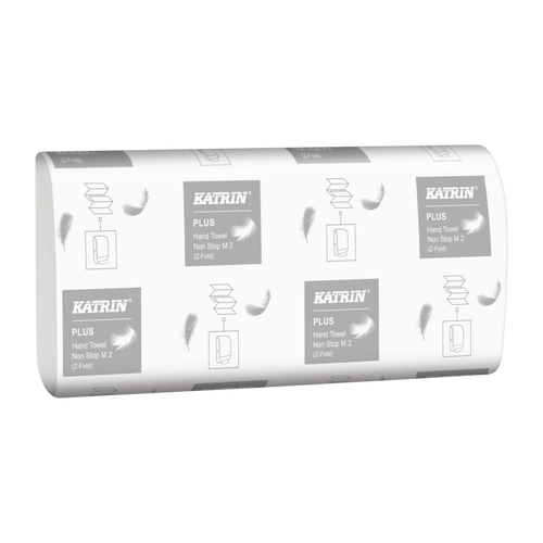 Katrin Non Stop 2 Hand Towels White Pack Size 2025 Towels