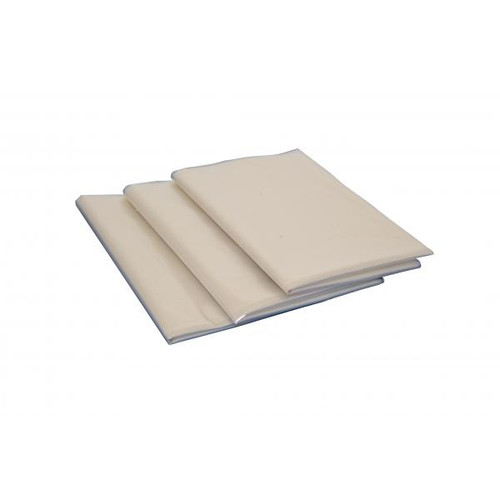 Clear Square Bin Liners 90g 15x25x25 Pack Size 1000