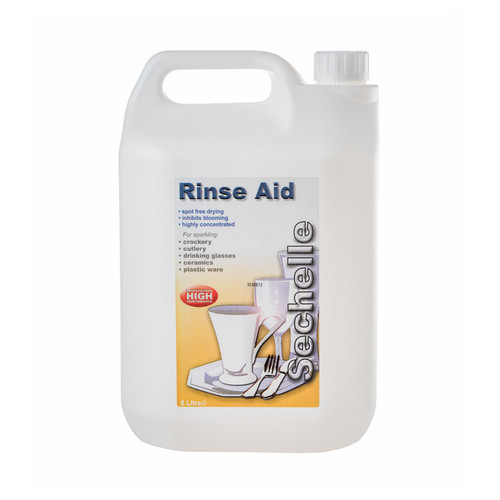 Sechelle Machine Rinse Aid 5lt Pack Size 1