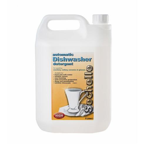 Sechelle Machine Dishwash 5lt Pack Size 2