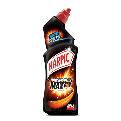 Harpic Power Plus Liquid Max Original 750ml Pack Size 6