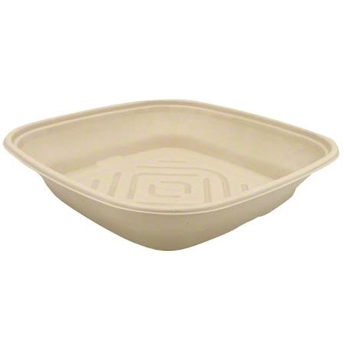 Sabert Catering BePulp Bagasse Bowl and Lid 2250ml  Pack Size 50