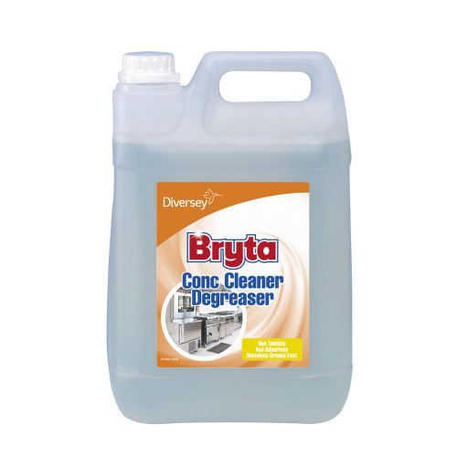 Bryta Degreaser 5lt Pack Size 1