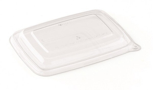 Sabert Rectangular Microwavable Lid for 950ml Pack Size 150