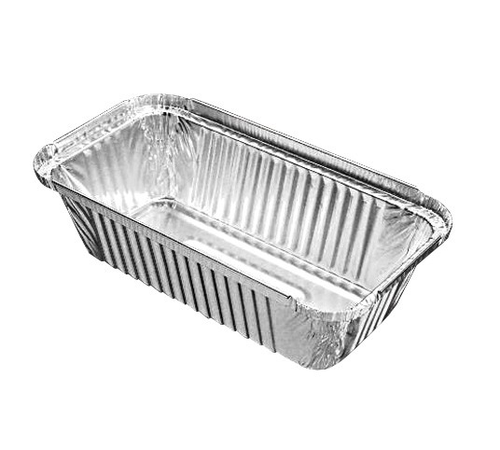 Foil Container with Lid No6A Pack Size 500