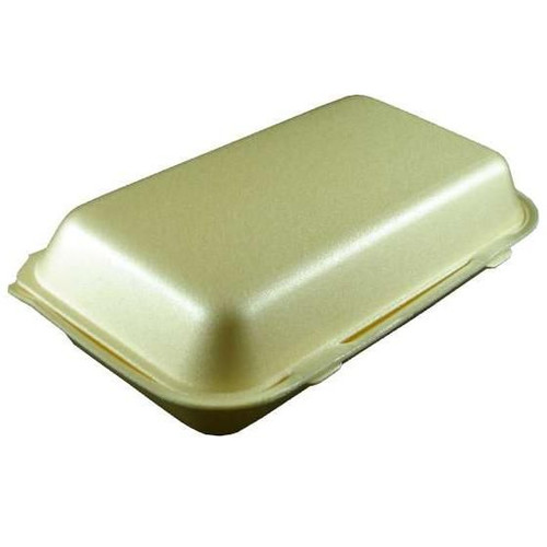 Foam Polystyrene Food Container HB10 Pack Size 250