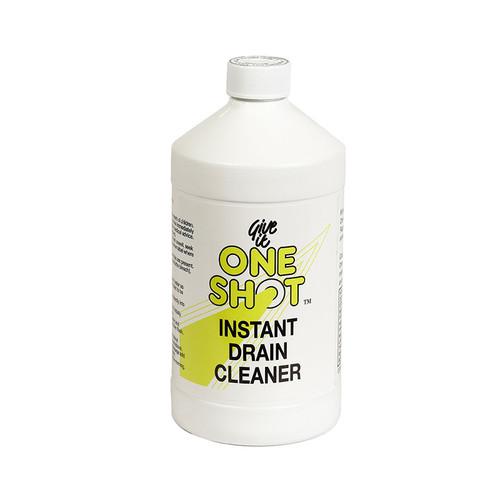 One Shot Instant Drain Cleaner 1lt Single